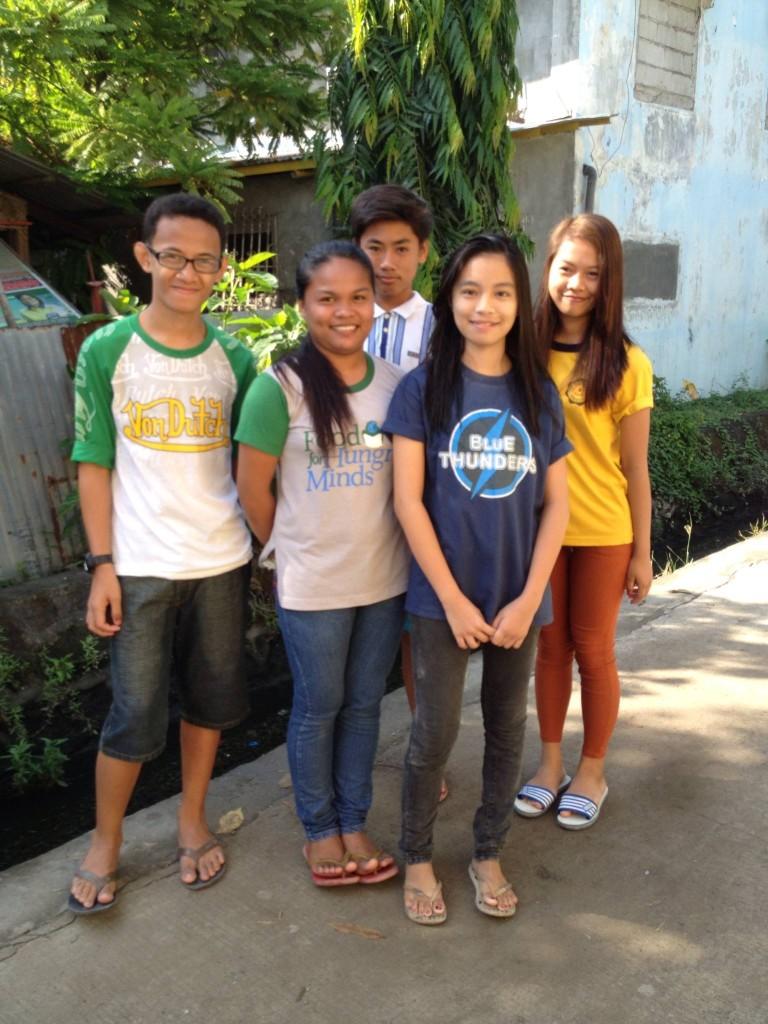 HM Bulacan High School Scholars