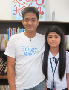 Tatay Arcigal and Denise