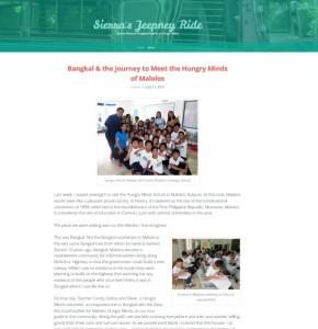 Sierra's Blog